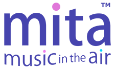 MITA (Music In the Air) logo