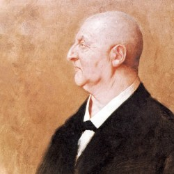 Portrait of Anton Bruckner