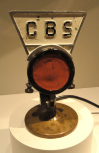 CBS_microphone,_1930s,_used_by_Franklin_Roosevelt_for_his_Fireside_Chat_radio_programs_-_National_Museum_of_American_History_-_DSC06235