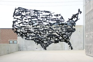 Don't Make People Think About Guns, If You Want to Fund the Arts