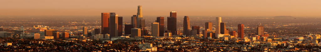 Los_Angeles_downtown_sunset_cityscape