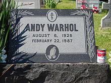 220px-Warhol's_grave
