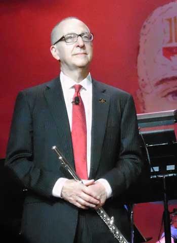 David Skorton, Smithsonian's Secretary-elect Photo by Lee Rosenbaum
