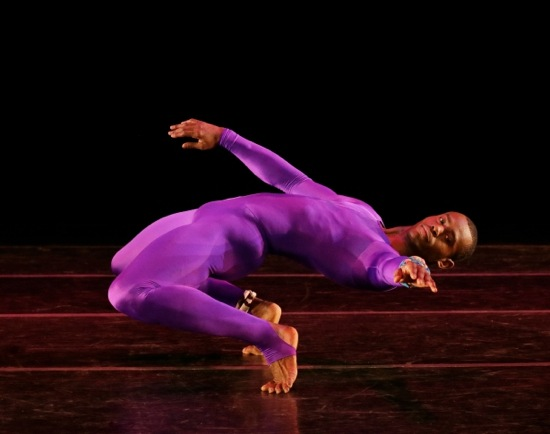Jamar Roberts in Fagan's From Before. Photo: Paul Kolnik