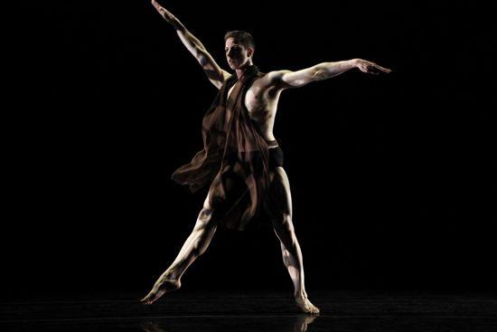 Joshua Green in Like Lazarus did (LLD 4/30). Photo: Julieta Cervantes