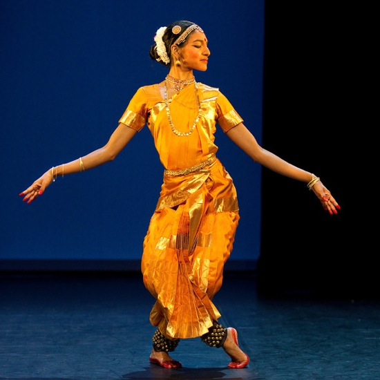 Shantala Shivalingappa in Akasha. Photo: Elian Bachini