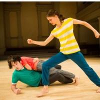 Three Choreographers Grace a Busy Week
