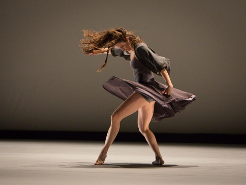 Emily Beattie of David Roussève/REALITY. Photo: Yi-Chun Wu