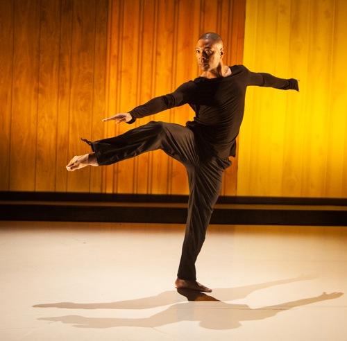 Kyle Abraham. Photo: Yi-Chun Wu