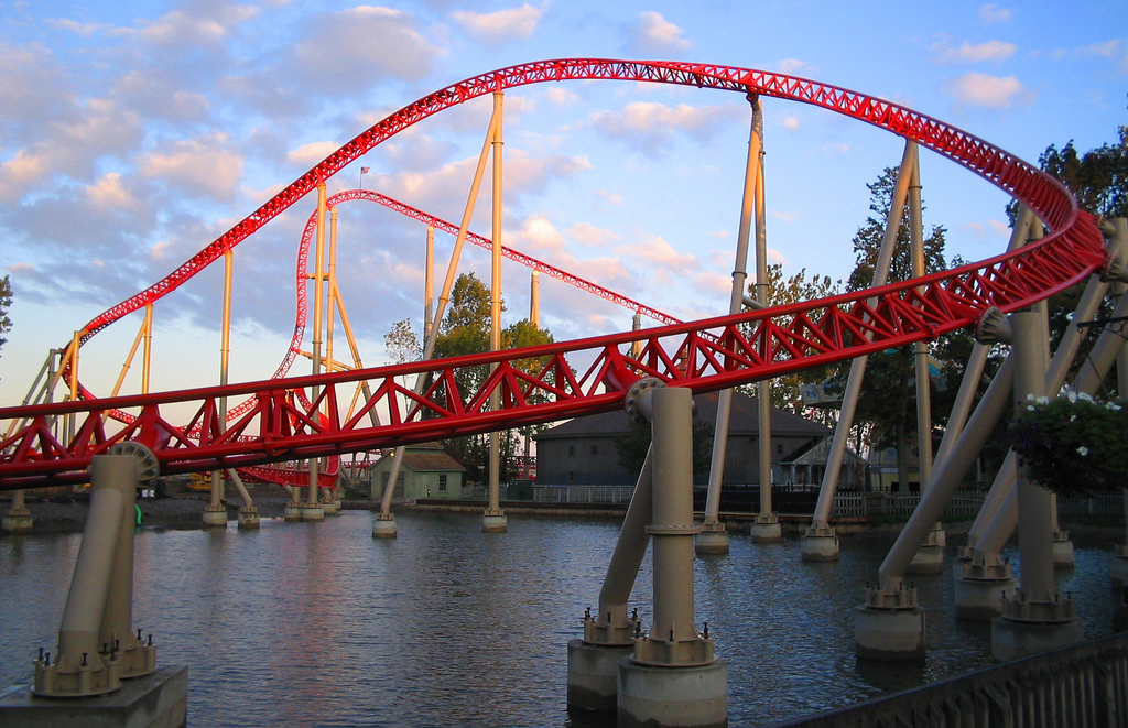 Sit Back & Enjoy the Ride: The Roller Coaster Career Plan