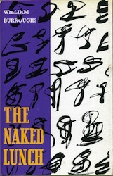 'The Naked Lunch' [published by the Olympia Press, 1959]