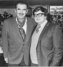 Russ Meyers and Roger Ebert