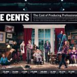 That Time A Theatre Made A Cool Infographic With Its Actors To Help Get Money
