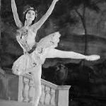 Lost Footage of Fonteyn as Sleeping Beauty Rediscovered
