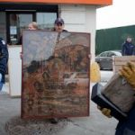 Even More Trafficked Art Seized In Queens