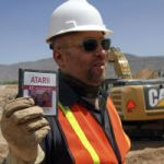 Searchers Find Thousands Of Copies Of Atari's 'ET' Video Game In A New Mexico Landfill