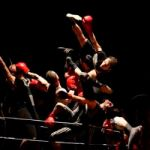 Where Dance and Boxing Meet
