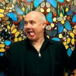 Damien Hirst Hires Keith Richards' Ghost Writer To Write His Autobiography