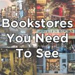 17 Bookstores Everyone Should See At Least Once