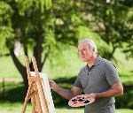Don't Want To Lose It When You Get Old? Learn To Make Art Says A New Study