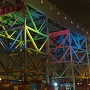 Making A Rainbow Out Of One Of Brooklyn's Ugliest Pieces Of Infrastructure
