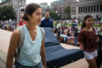 Will The Protest Mattress – Remember, It Was A Senior Year Art Project – End Up In A Museum?