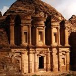 Petra, The Ancient City Carved From Desert Rock, Had Gardens, Fountains, And A Swimming Pool, Archaeologists Find