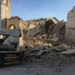 Another Strong Earthquake In Italy Brings Down A Historic Church