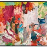 An Auction Record $66 Million For A de Kooning Last Night But Sales Are Down Substantially Since 2014