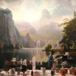 The Underappreciated Art Of Painted Movie Backdrops