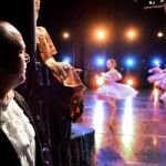 Going Backstage With A Volunteer Team At A Big 'Nutcracker'