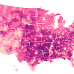 Mapping Our Political Divide By The TV Shows We Watch