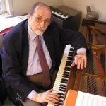 Composer Elliott Schwarz, 80