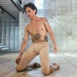 Sergei Polunin's Hollywood Career Begins