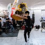 All Of The Training That Goes Into Learning The Lion Dance For Lunar New Year