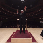 What Does A Conductor At Carnegie Hall See From The Podium?
