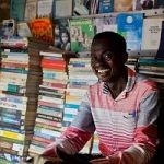 Makeshift Bookstore Helps Make Life In South Sudan Refugee Camp Bearable