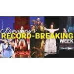 Broadway Just Had The Biggest Box-Office Week In Its History