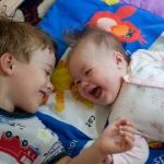 By The Time They're Five Months Old, Babies Already Know What They Think Is Funny