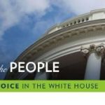 Why Isn't The White House Petition To Save The NEA Collecting Signatures?