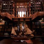 The Russian Library That Costs £100 A Visit
