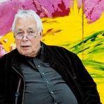 Painter Howard Hodgkin Dead At 84