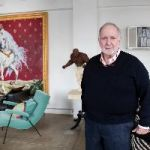 Former Brooklyn Museum Chief Arnold Lehman Talks About His Own Art