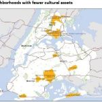 Report On NYC Neighborhoods: Strong Correlation Between Quality Of Life And Presence Of Cultural Organizations