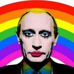 Russia Bans Image Of Putin In Drag, So Of Course It's Now All Over The Internet