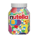 The Possibilities Of High-Tech Design Include 7 Million Different Labels For Nutella Jars