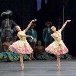 Going From Stardom In A Regional Ballet Company To The Corps In A Major One
