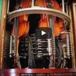 The Self-Playing Violin And Pianos – They Were A Sensation In 1910