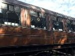 Vandals Smash And Destroy Heritage Trains Used In 'Downton Abbey'
