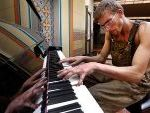 A Free Piano In LA's Union Station Equals Respect, And A Crowd, For This Homeless Musician